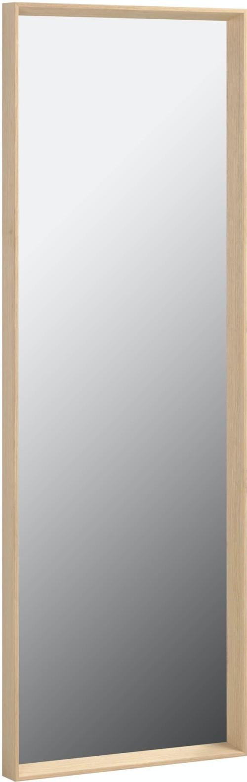 På billedet ser du variationen Nerina, Vægspejl fra brandet LaForma i en størrelse H: 152 cm. B: 52 cm. L: 6 cm. i farven Natur