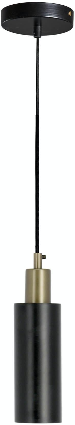 På billedet ser du variationen Betsy, Loftlampe fra brandet LaForma i en størrelse H: 27 cm. B: 8 cm. L: 8 cm. i farven Sort