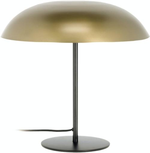 På billedet ser du variationen Carlene, Bordlampe fra brandet LaForma i en størrelse H: 42 cm. B: 44 cm. L: 44 cm. i farven Guld