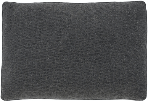 På billedet ser du variationen Blok, Sofa tilbehørspude, Stof fra brandet LaForma i en størrelse H: 50 cm. B: 70 cm. L: 15 cm. i farven Grå