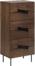 På billedet ser du variationen Cutt, Høj kommode fra brandet LaForma i en størrelse H: 126 cm. B: 60 cm. L: 40 cm. i farven Natur/Brun