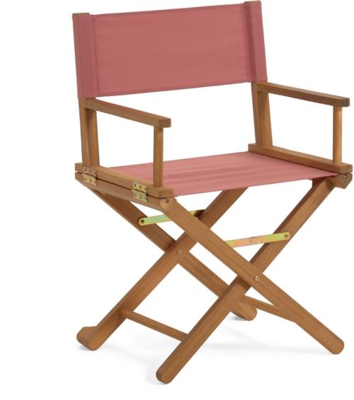 På billedet ser du variationen Dalisa, Udendørs spisebordsstol fra brandet LaForma i en størrelse H: 88 cm. B: 55 cm. L: 43 cm. i farven Natur