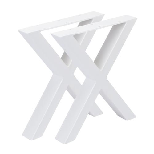 På billedet ser du variationen fra brandet Nielsen Design i en størrelse H: 40 cm. B: 35 cm. i farven Hvid