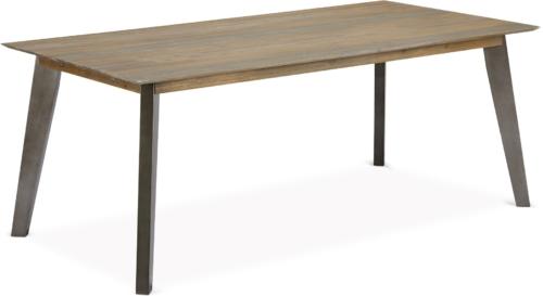 På billedet ser du variationen Derby, Spisebord fra brandet Raymond & Hallmark i en størrelse H: 75 cm. B: 100 cm. L: 200 cm. i farven Brun